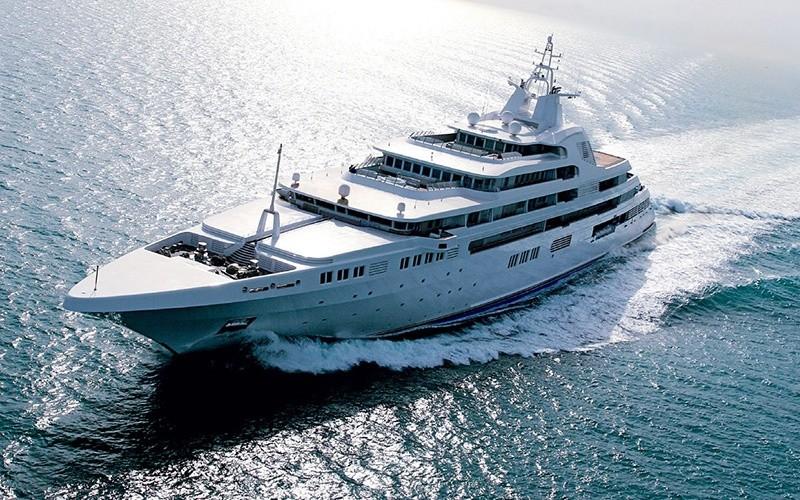 Самые дорогие яхты в мире-10
