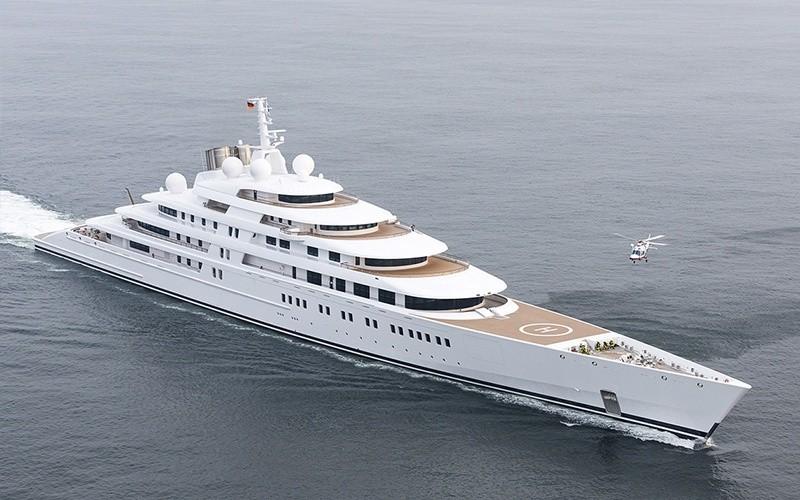 Самые дорогие яхты в мире-4