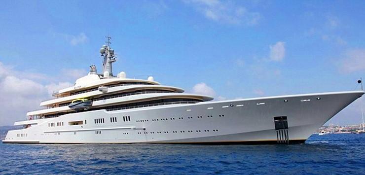 Самые дорогие яхты в мире-5