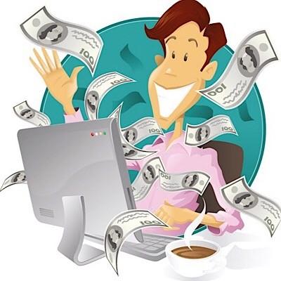 Как бесплатно заработать деньги в интернете