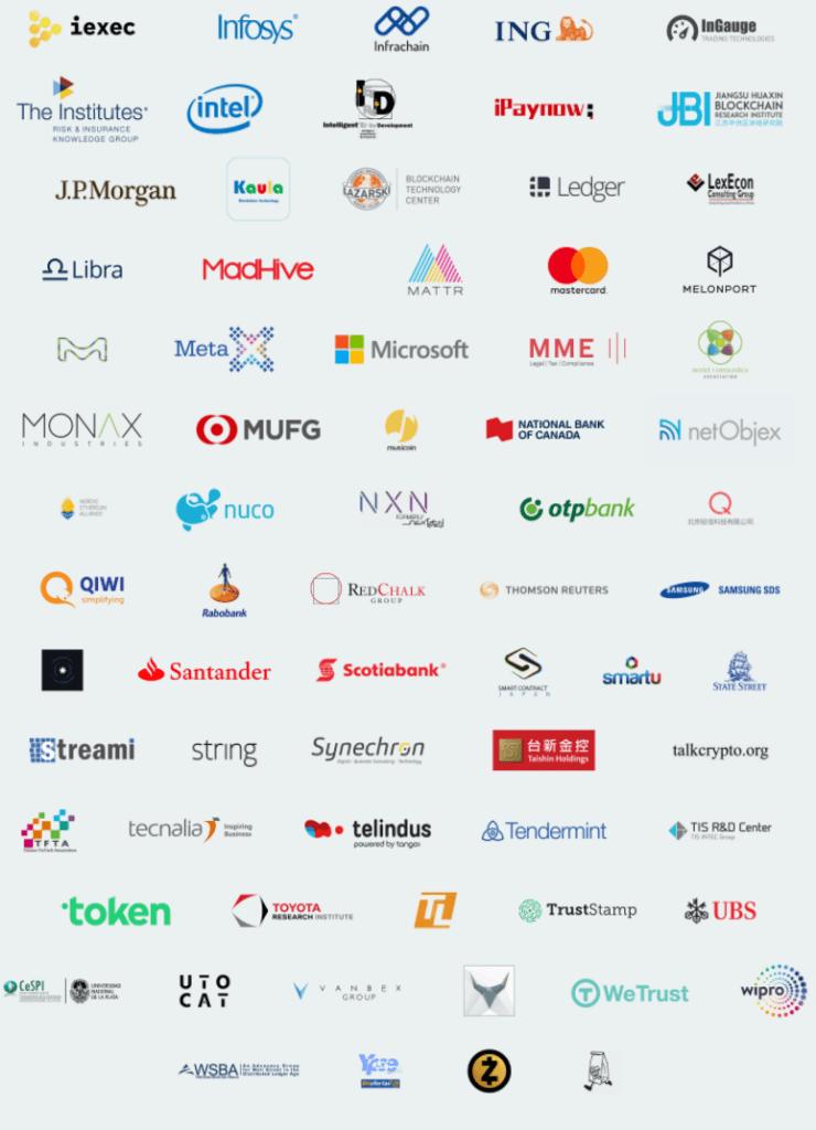 Инвесторы в Ethereum