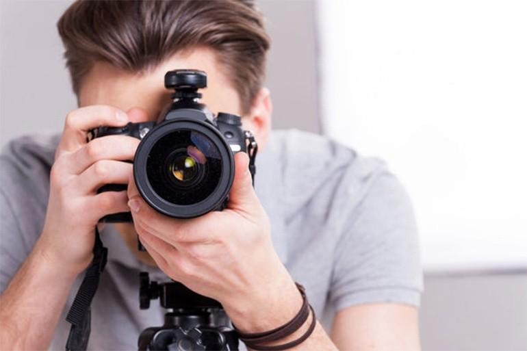Профессия фотографа